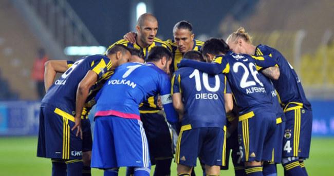 Fenerbahçe'de liderlik heyecanı