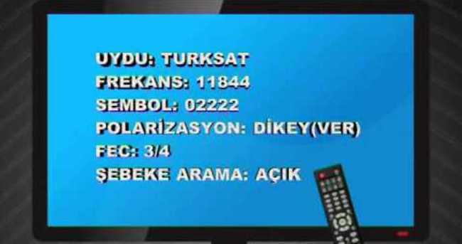 Türksat 4A frekansı nedir? Türksat 4A frekansı otomatik arama bilgileri!