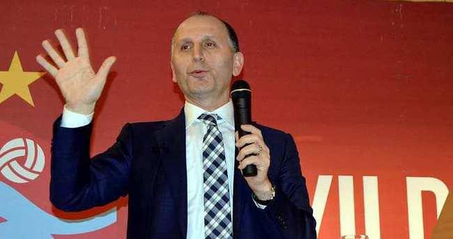 Muharrem Usta: Lucescu ile görüştüm