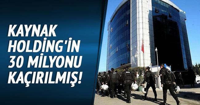 Kaynak Holding'in eski yöneticileri hakkında suç duyurusu