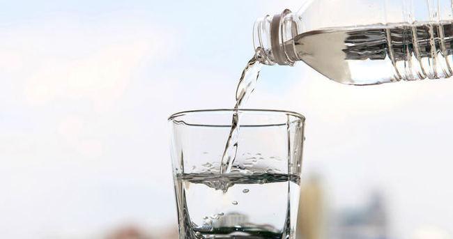 Enerji içeceği yerine şekerli su!