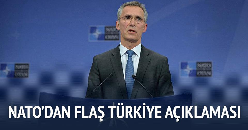 'Türkiye'nin kendi hava sahasını koruma hakkı vardır'