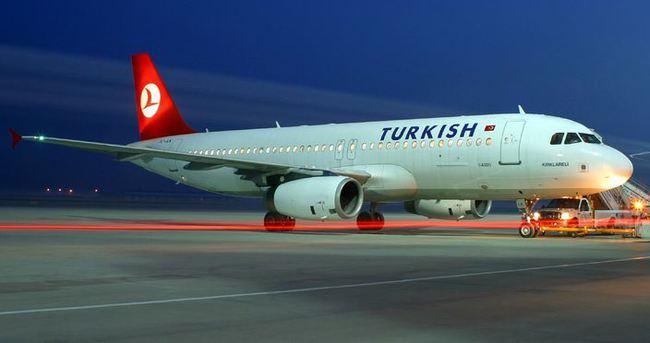 THY uçağı Almanya'da zorunlu iniş yaptı