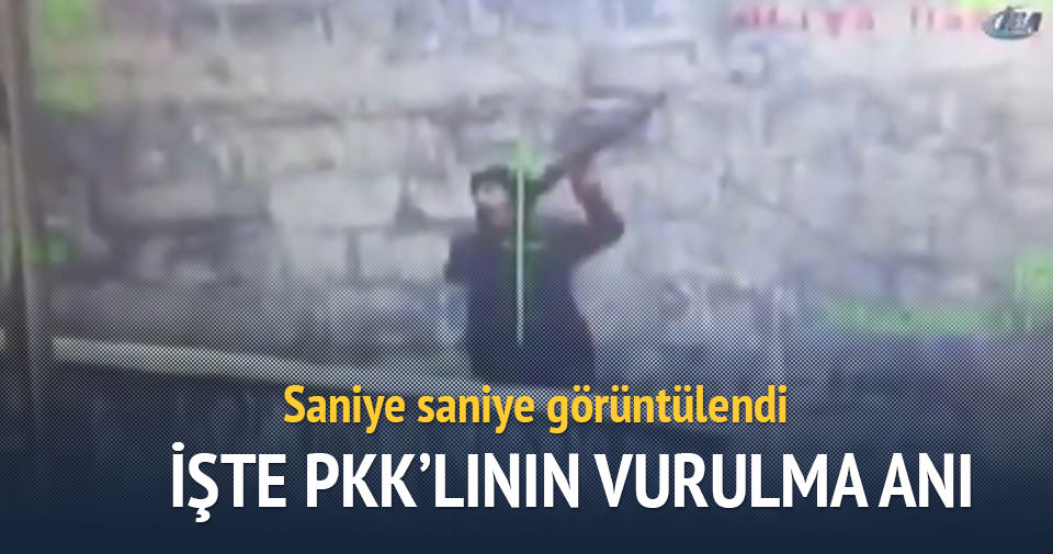 Diyarbakır'ın Sur ilçesinde 1 terörist öldürüldü