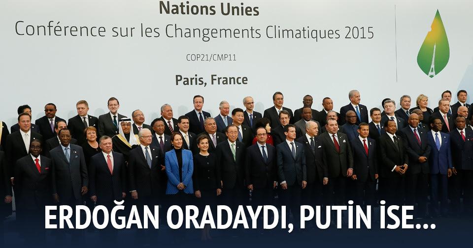 Putin aile fotoğrafına girmedi