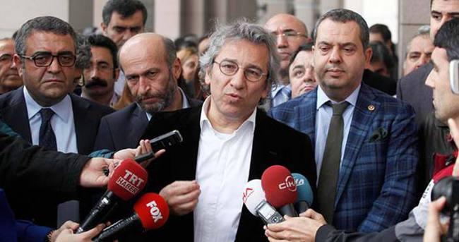 Can Dündar'ın avukatları dilekçe ile tehdit etti