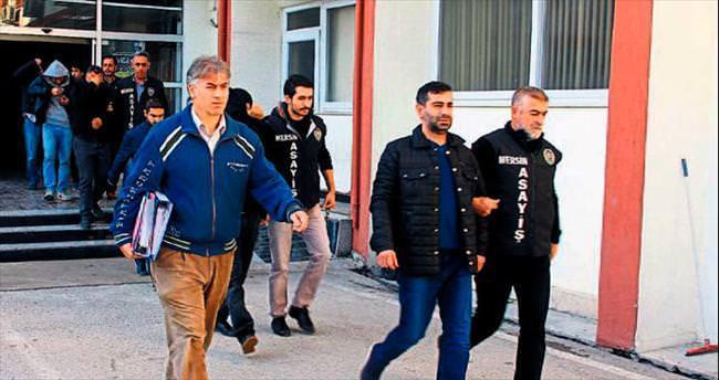 Mersin'deki bar cinayetinde 6 gözaltı