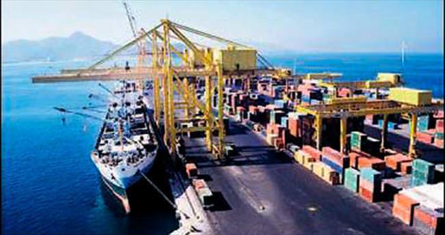Dış ticaret açığı 5 yılın dibinde