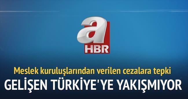 Verilen cezalar gelişen Türkiye'ye yakışmıyor