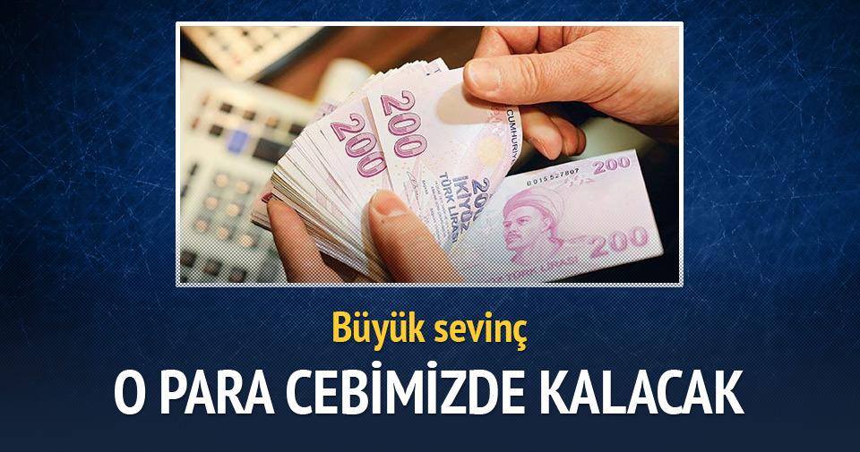 Vize kalkacak, 300 milyon euro cebimizde kalacak