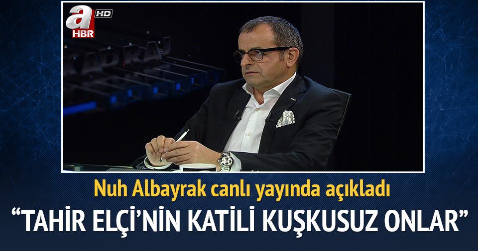 Tahir Elçi'nin katili PKK'dır