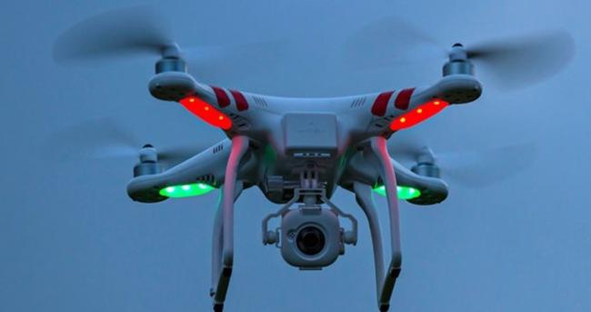 Amazon'un yeni drone'u göründü!