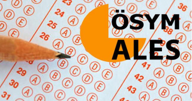 ALES sınav sonuçları açıklandı mı? - 2015 Sonbahar Dönemi