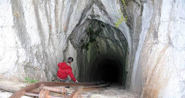 Tarihi kaledeki 'gizli geçit' restore ediliyor