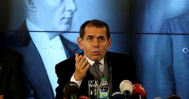 Dursun Özbek: Sen bu işi bırak Harun