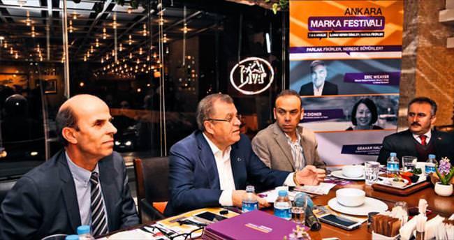 ATO Ankara Marka Festivali 7 Aralık'ta