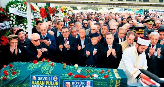 Pulur'u siyasetçi ve haberciler uğurladı