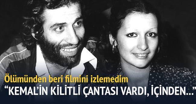 'Kemal'in kilitli bir çantası vardı, içinden mektuplar çıktı'