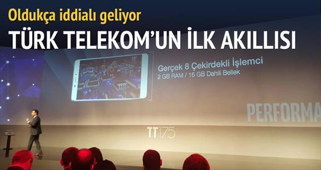 Türk Telekom ilk akıllısını satışa çıkarıyor