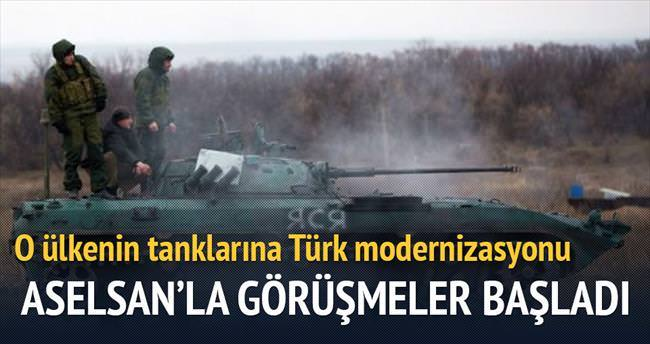 Ukrayna'nın tanklarına Türk modernizasyonu