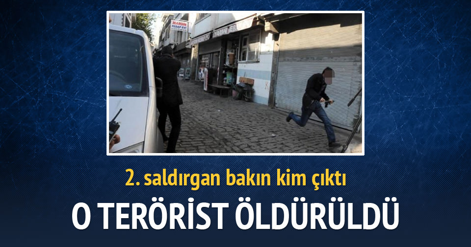 İşte o ikinci terörist