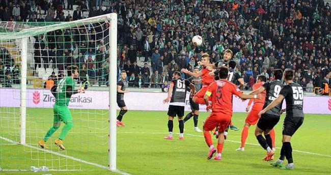 Torku Konyaspor emin adımlarla