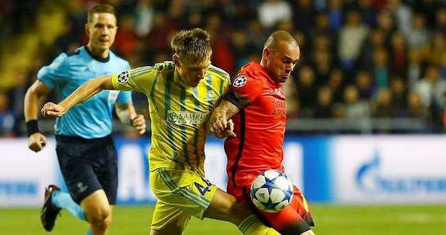 Galatasaray - Astana maçı ne zaman hangi kanalda saat kaçta?