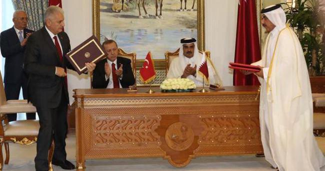 Katar'la doğalgaz anlaşmasında flaş detay