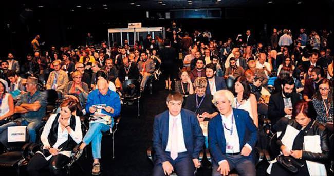 Film Forumu başladı