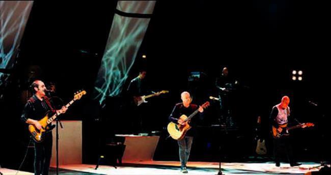 MFÖ konserinde Cem Yılmaz'ın koltuğu boş kaldı