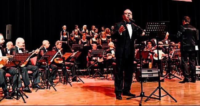 Kerkük'ten Anadolu'ya müzik şöleni