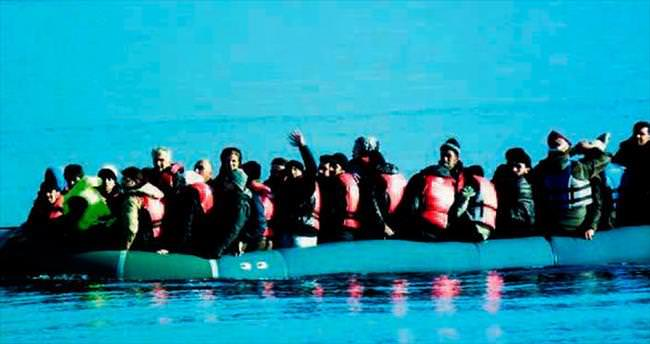 Ege Denizi 185 Aylan'a mezar oldu