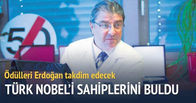 'Türk Nobeli' sahiplerini buldu