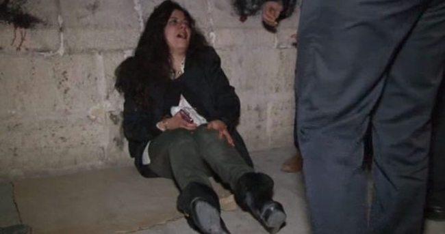 Libyalı kadını sokak ortasında taciz ettiler!
