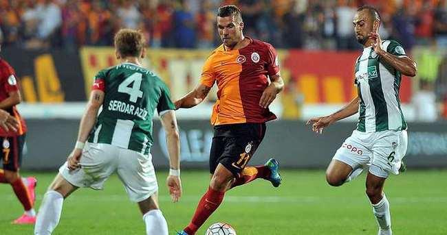 Galatasaray - Bursaspor 93. kez...