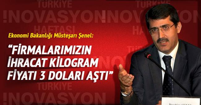 İbrahim Şenel Türkiye İnovasyon Haftası'nda konuştu