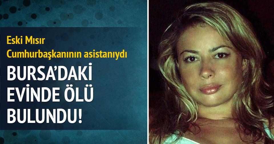 Hüsnü Mübarek'in asistanı Bursa'da ölü bulundu