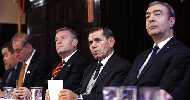 Galatasaray'dan UEFA çıkarması