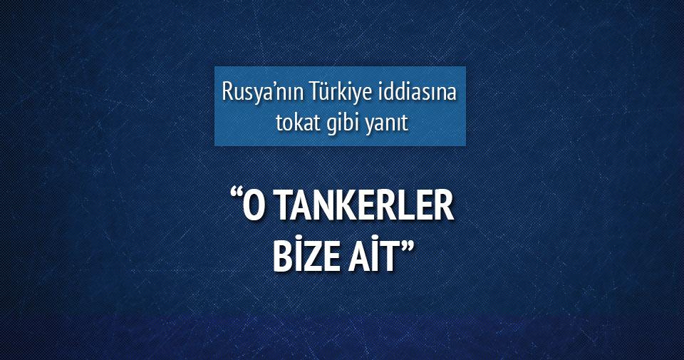 Rusya'nın Türkiye iftirasına tokat gibi yanıt