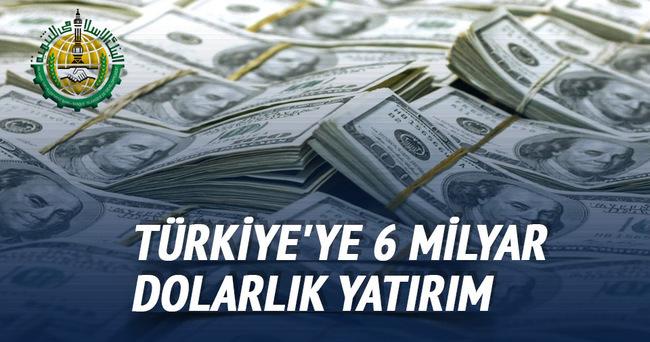 İslam Kalkınma Bankasından Türkiye'ye 6 milyar dolarlık yatırım
