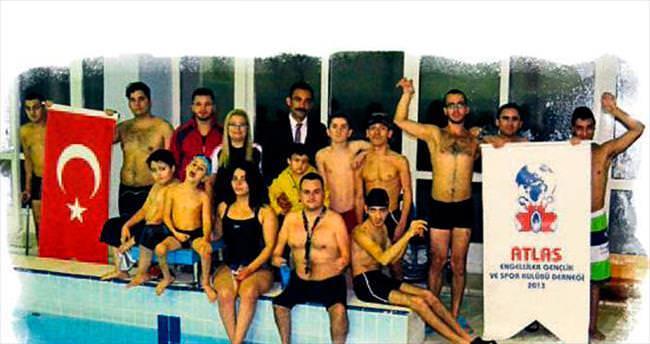 Atlas Engelliler Spor Kulübü şampiyonaya gidiyor