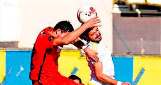 Menemen kupayı 'Es' geçti: 0-1