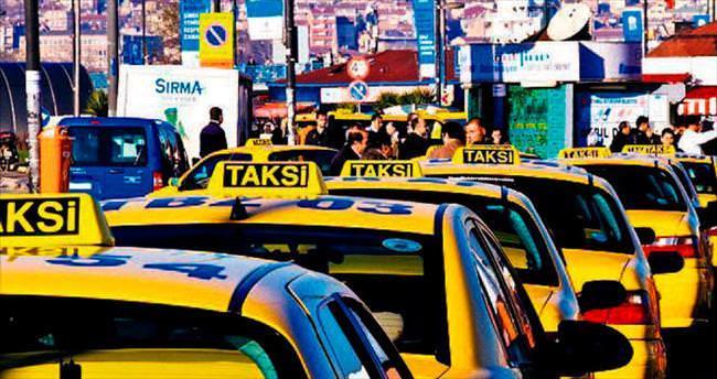 Korsan taksiciler vatandaşı bezdirdi