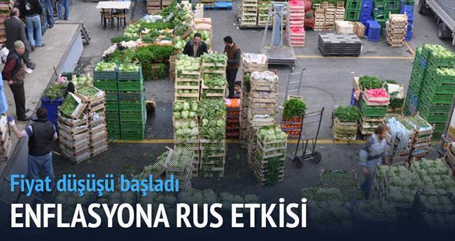 Enflasyona Rus etkisi