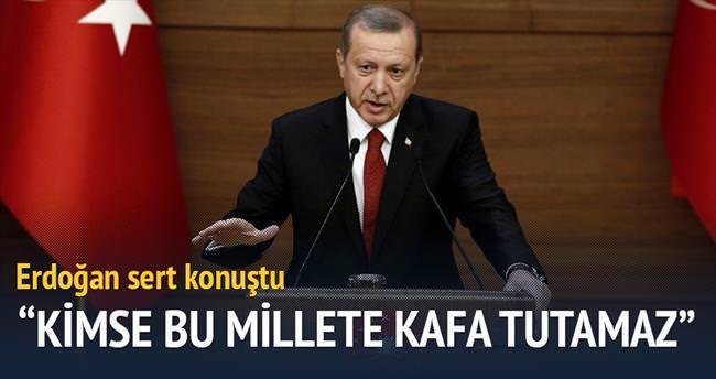 Türkiye'nin zayıf olma şansı yok