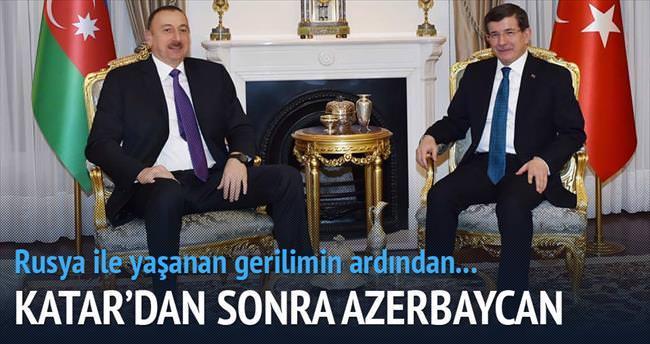 Katar'dan sonra Azerbaycan