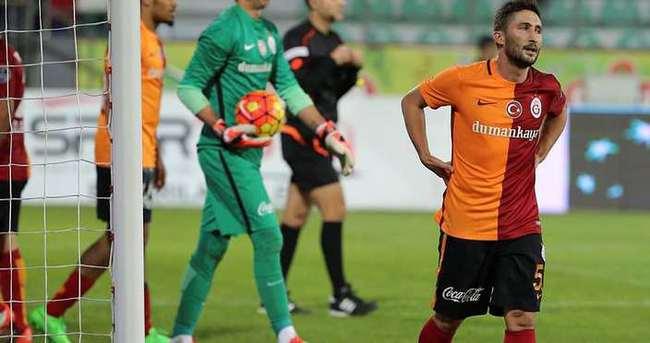 Galatasaray'dan Sabri'ye şok uygulama!