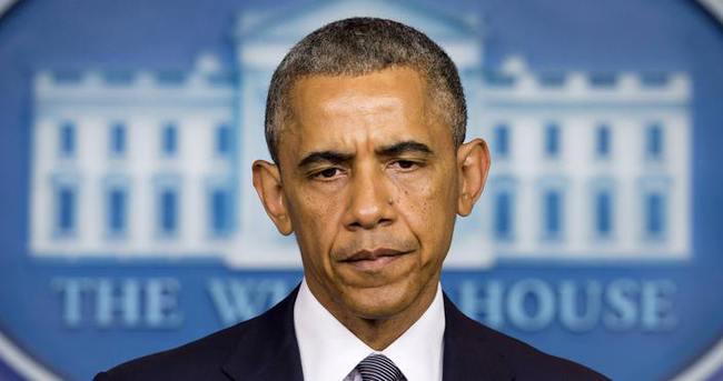 ABD Başkanı Obama'dan 'California' saldırısıyla ilgili açıklama