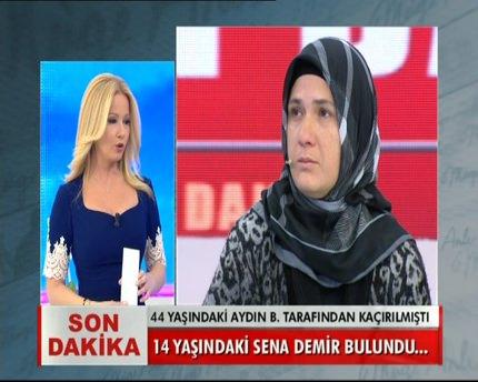 11 gündür kayıp olan Sena Demir bulundu!