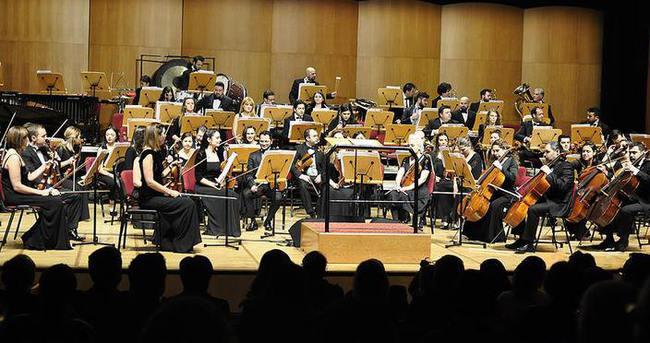 Senfoni Orkestrası'ndan Osmanlı Müziği konseri